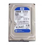 W D 250GB (Blue) SATA Hard Drive For (Desktop)