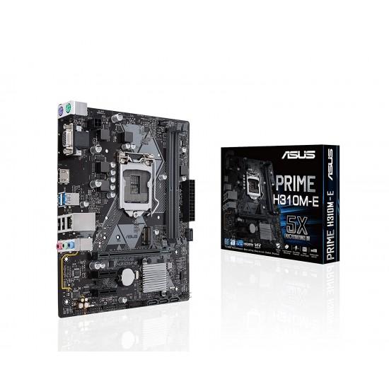 Core I5 (9400F) / Asus 310M-E Motherboard / 16 Gb DDR 4 / 1 TB Hdd / 500 Gb NVME / 2 GB 710 Graphic card Assembled Desktop
