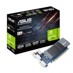 Asus GeForce GT 710 2GB GDDR5 With HDMI, VGA & DVI Port Graphics Card