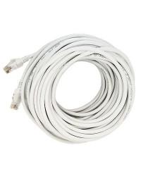 Terabyte RJ45 Cat-6 Ethernet Patch/LAN Cable (15 Feet/Mtr White)