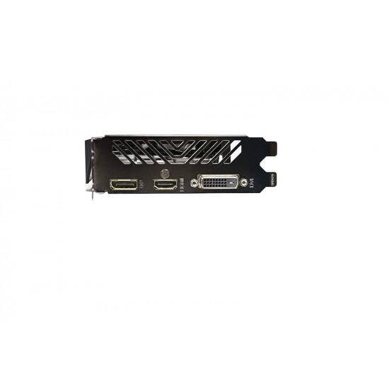 Gigabyte GeForce GTX 1050 Ti Windforce OC 4G With Dual Fan