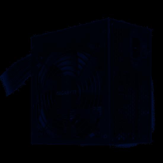 Gigabyte P650B power supply unit 650 W 20+4 pin ATX Black