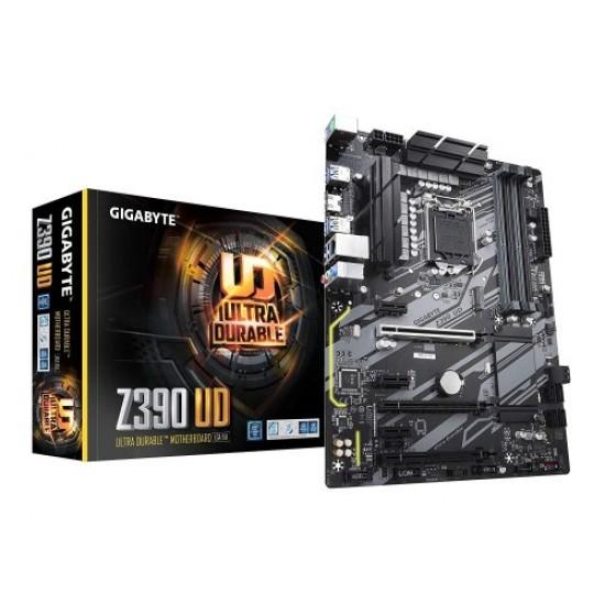 SCIgwl Core I 7(9700K)/ Gigabyte Z390 / 16 GB DDR 4 / 2 Tb / 240 M.II Gaming Desktop