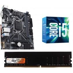 Gigabyte H310M-S2 Mother board + Core I 5 (9400) + Ram 4 Gb DDR 4