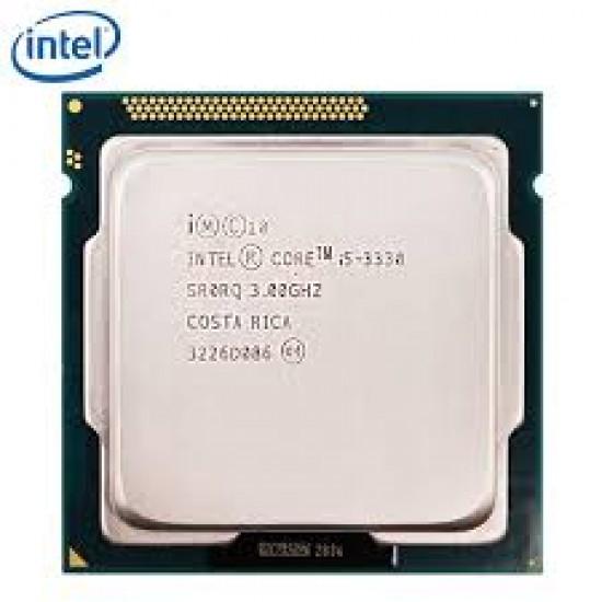 Intel Core i5-3330 - 3.0 Ghz 3rd Gen Desktop processor 1155 Socket