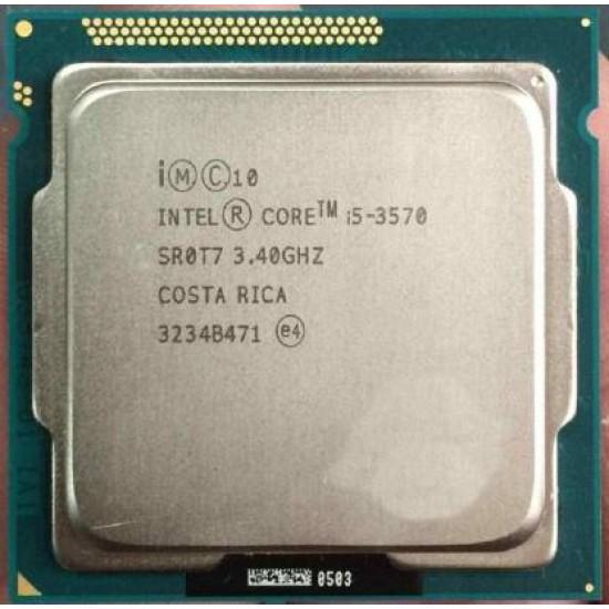 Intel Core i5-3570 3rd Gen Desktop processor 1155 Socket
