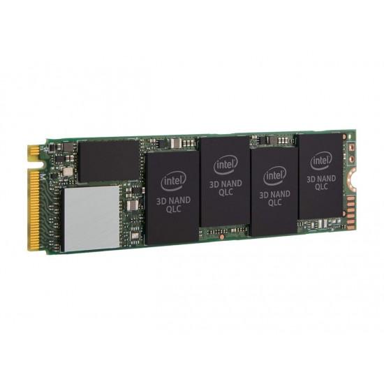Intel 660p Series 512GB NVME M.2 80 mm PCI-Express 3.0 x4 Solid State Drive