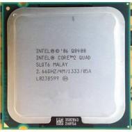 Intel Core 2 Quad Q8400 2.66 GHz LGA 775 Socket 4 Cores Desktop Processor