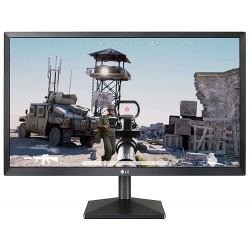 LG 22 inch Gaming -  TN Panel Monitor with VGA Port - 22MK400A (Black)