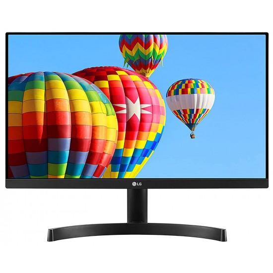 "LG 22MK600M LED Monitor (Black) 54.6 cm (21.5"") Full HD (1920 x 1080) with Slim IPS Panel"