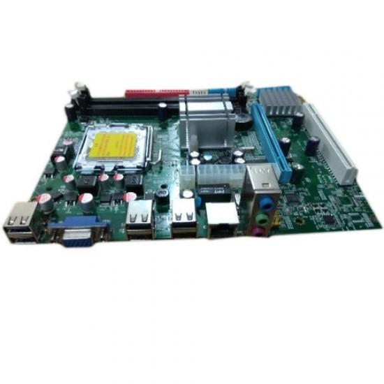 Core 2 Duo 2.8 Ghz / 2 GB II Ram / G 31 Mother Board / 500 GB HDD Assembled Desktop