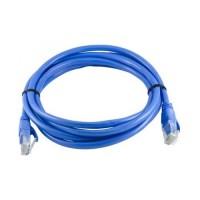 Terabyte RJ45 CAT5E Ethernet Patch/LAN Cable (3Feets/ Blue)