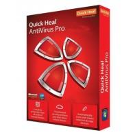 Quick Heal Antivirus Pro / 1 Year / 1 PC