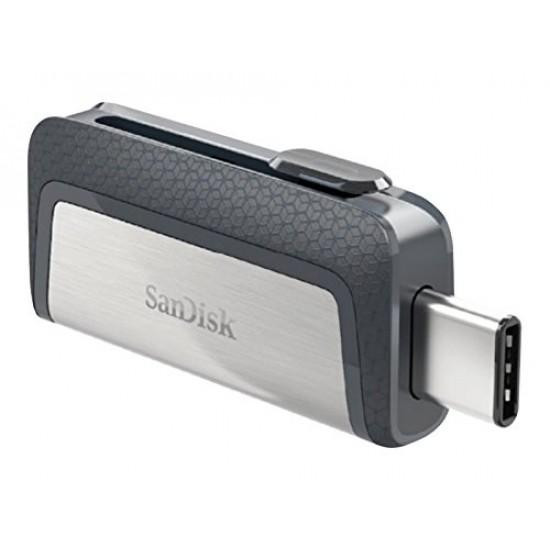 SanDisk Ultra(R) Dual Drive USB- Type C Pendrive Drive 64GB