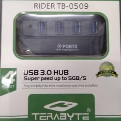 Terabyte Rider TB-0509 USB 3.0 HUB