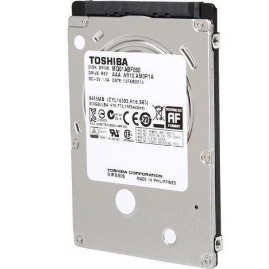 Toshiba 500GB Internal Laptop Hard Drive (OEM)