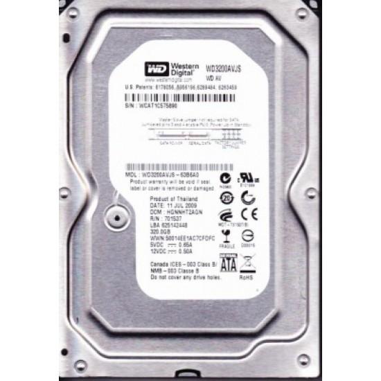 WD Green / White 320 GB Bulk OEM Desktop Hard Drive
