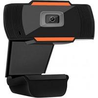 Web Camera 720P PC Camera USB HD Webcam Video Record with Microphone