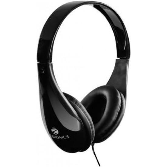 Zebronics ZEB-2100 HMV Wired Headphone