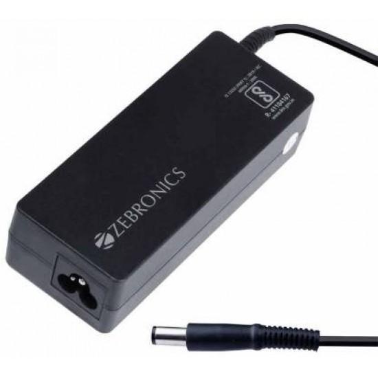 Zebronics LA745019590D 90 W Adapter for Dell laptop