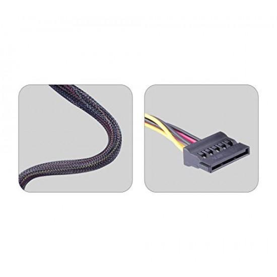 Zebronics Power Supply ZEB-470W Gold Series