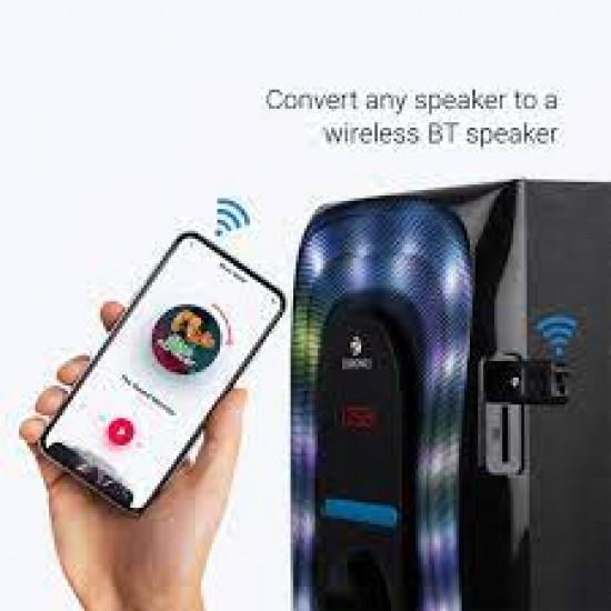 Zebronics Bluetooth Wireless Music Receiver ZEB-BT100USB